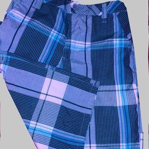 Boys size 7 Bermuda shorts